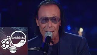 Sanremo 2019 - Antonello Venditti e Claudio Baglioni cantano