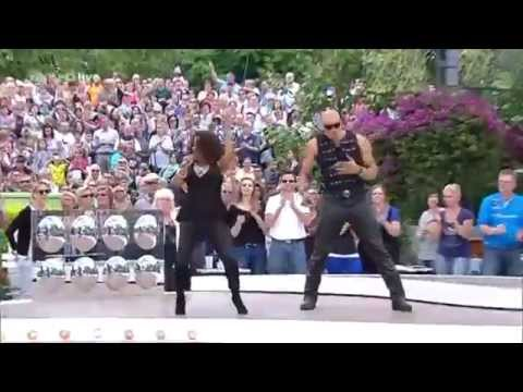 Snap! - The Power (ZDF Fernsehgarten 1-6-2014)