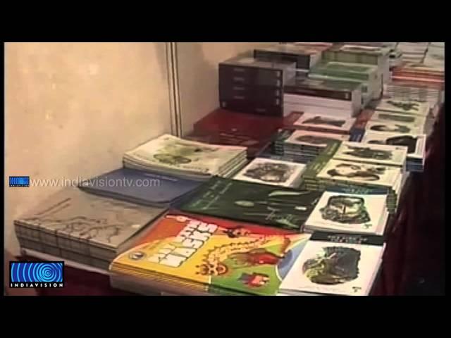 DC Books' International Book Fest begins at Thiruvanandapuram