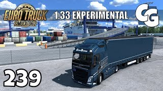 ETS2 - Ep. 239 - Volvo FH Sounds by EVR (+ 1.33 Experimental Beta)