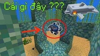 Top 5 Điều Mà Mojang Đã cố Gắng Giấu Bạn Khi Chơi Minecraft - Cá Heo Bơi Dưới Lava ???