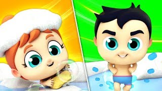 Bath Time Club | Bath song | Nursery rhymes songs for babies & children | Supreme kids video
