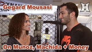 UFC's Gegard Mousasi Interview