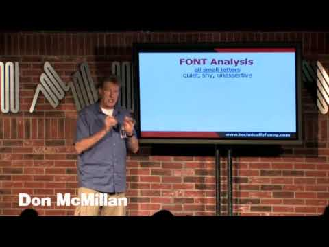 Life After Death by Powerpoint 2010 by Don McMillan - YouTube