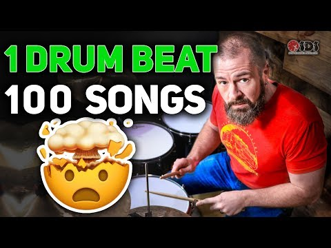 1 Drum Beat 100 Songs