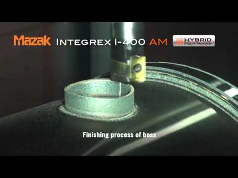 INTEGREX i-400AM
