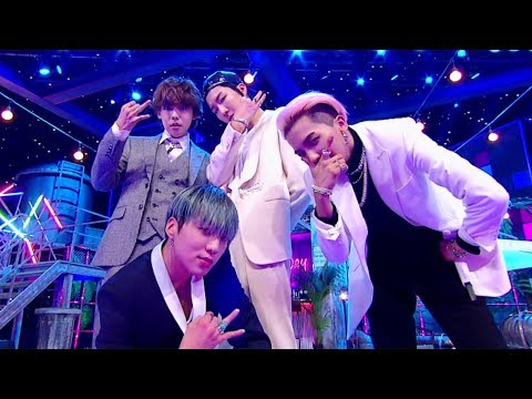 《Comeback Special》 WINNER(위너) - EVERYDAY @인기가요 Inkigayo 20180408