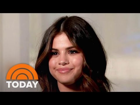 Selena Gomez's Message To Girls: You're More Than An Instagram Like | TODAY