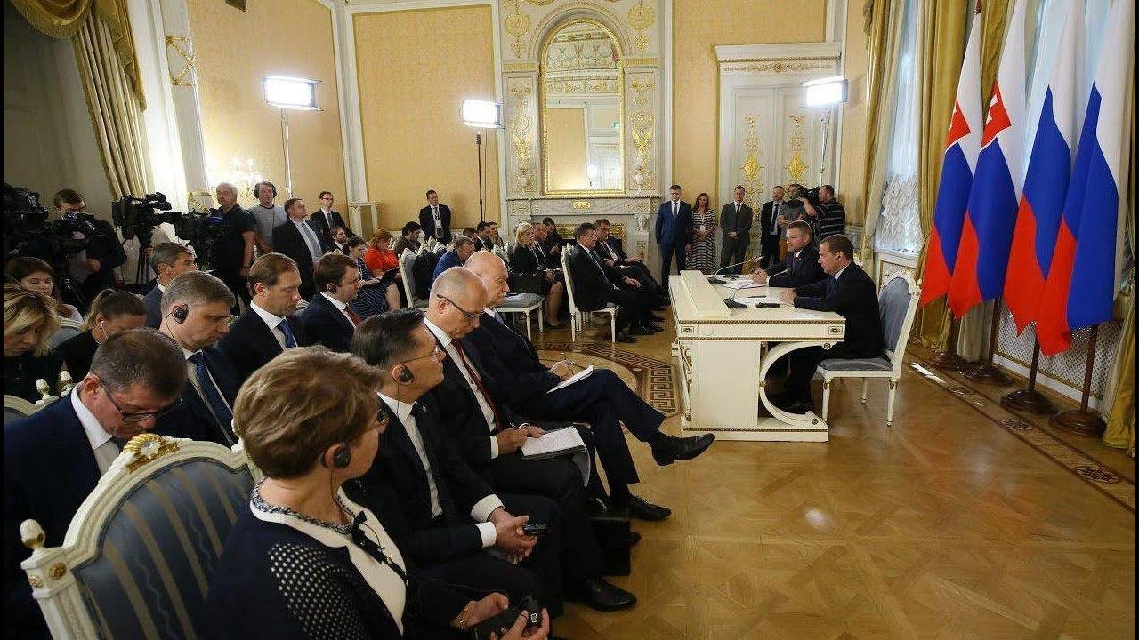 Дмитрий Медведев: «Россия не отказывается от продления существующих договоров о транзите газа с Украиной»