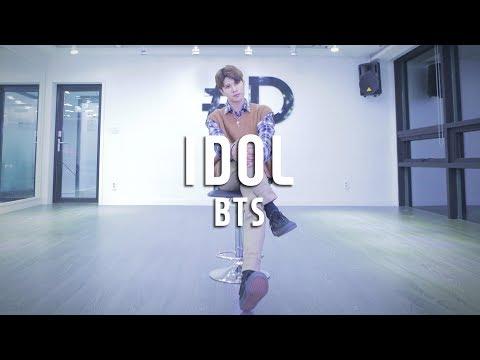 BTS (방탄소년단) - IDOL (아이돌) Dance Cover / Cover by WanSin Kim (Mirror Mode)