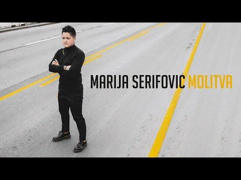 """Изведбата на """"Молитва"""" на Марија Шерифовиќ на празните белградски улици доминираше на евровизиското шоу"""