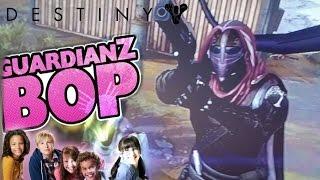 Destiny Machinima - Guardianz Bop | Kidz Bop Parody