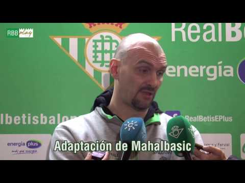 Real Betis Energia Plus vs Unicaja Malaga