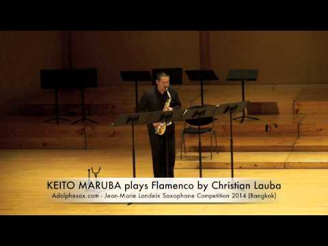 KEITO MARUBA plays Flamenco by Christian Lauba