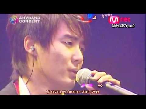 Xiah Junsu - Memories LIVE [eng sub+kara]