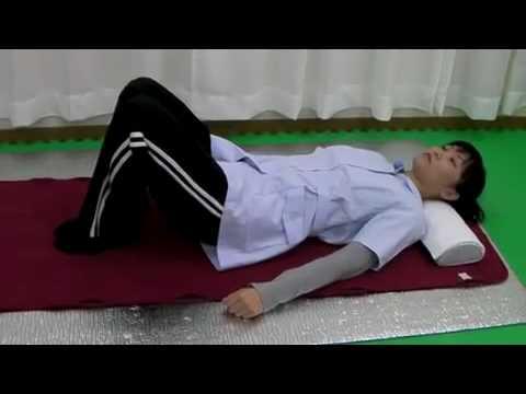 腰痛ストレッチ。【たった3分で簡単にできる】。ヘルニアやぎっくり腰にも