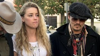 Watch Johnny Depp Prank Amber Heard on 'Overhaulin'!