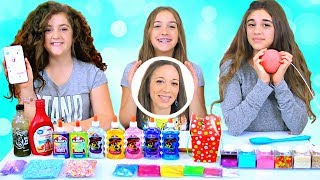Siri vs. Google vs. Mom Picks My Slime Ingredients!