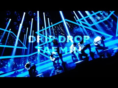 [무대교차편집] Drip Drop (Stage Mix) - 태민
