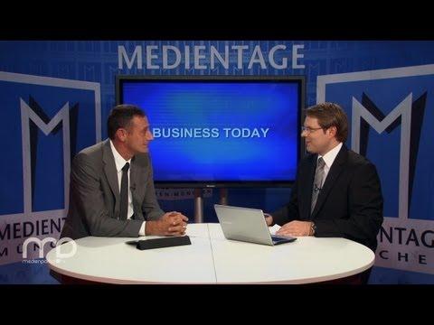BUSINESS TODAY: Wolfgang Elsäßer - Zukunft des Satellitenfernsehens