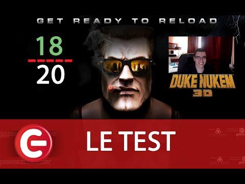 [Vidéo-Test] Duke Nukem 3D : Megaton Edition sur PC - YouTube