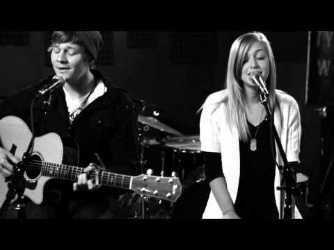 Taylor Swift - Sparks Fly (Julia & Tyler Acoustic Cover) - Music Video
