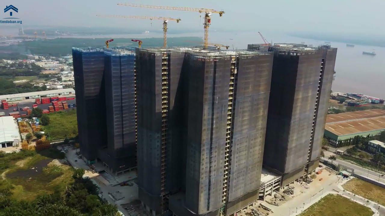 Hàng giá rẻ Q7 Saigon Riverside Hưng Thịnh, giá căn 1PN giá 1.6 tỷ, 2PN giá 2.1 tỷ, HL 0907.888.444 video