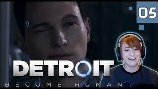 CONNOR X HANK?! | Detroit: Become Human pt.5