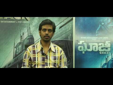 Director-Sankalp-Reddy-Interview-About-Ghazi-Movie