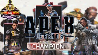 The Apex Legends Gameshow! - Getting pinned and still winning! (Funniest/Crazy moments!)