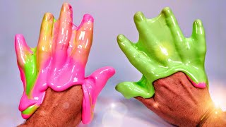Learn Colors For Kids Children and Toddlers with Funny WC Toillet Slime | Kizy Club Video