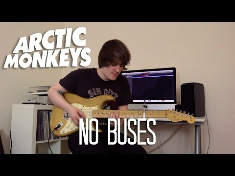 No Buses - Arctic Monkeys Cover