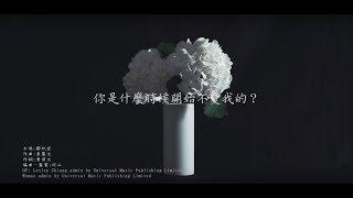 鄭欣宜 - 你是什麼時候開始不愛我的? YouTube 影片