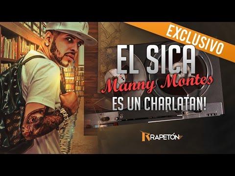El Sica le responde a Manny Montes
