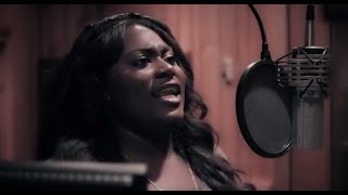 Danielle Brooks at the Recording Studio | THE COLOR PURPLE on Broadway