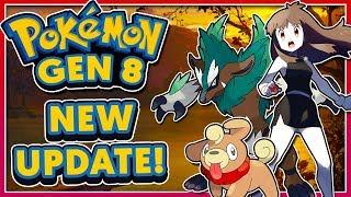Pokémon Generation 8 News Update - CONFIRMED for 2019!