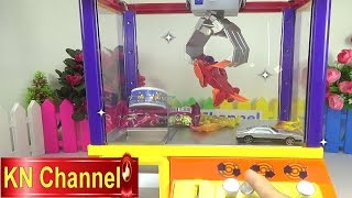 Đồ chơi trẻ em Bé Na Máy gắp đồ chơi, búp bê Personal Prize machine Kid Childrens toys