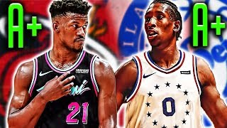 Why The Jimmy Butler TRADE To The Miami Heat is a WIN/WIN!