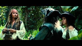 Pirates des caraïbes : la fontaine de jouvence :  bande-annonce 1 VF