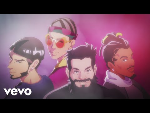 Spiff TV - Thinkin (Official Video) ft. Anuel AA, Bad Bunny, Future