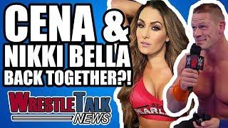 John Cena & Nikki Bella BACK TOGETHER?! | WrestleTalk News May 2018