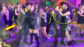 Kartik Aaryan Gets KISSED By Females On The Sets Of