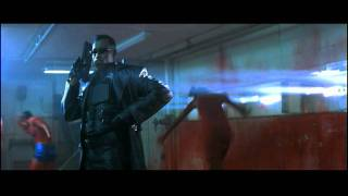 Blade (1998): Blade's Entrance/the First Fight Scene