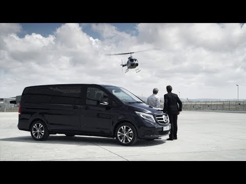 Mercedes-Benz V-Klasse [Official Trailer]