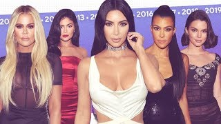 Kardashian Jenners' Biggest Moments and Scandals of the Decade