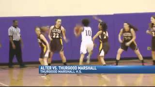 Alter Girls Down Hooks and Thurgood Marshall