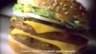 Burger king commercial 1999