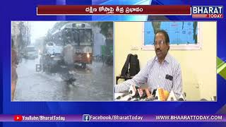 Gaja Cyclone Live Updates | High Alert | BharatToday