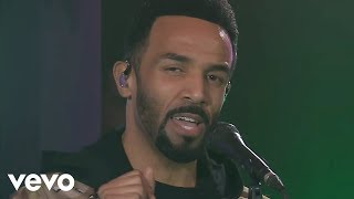 Craig David - IDGAF (Dua Lipa cover) in the Live Lounge