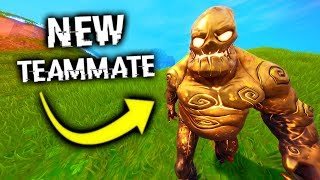 Can You Turn A Zombie Friendly? (Fortnite)